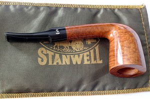 "STANWELL SILVER ""S"""