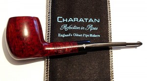 CHARATAN'S MAKE London England BELVEDERE MADE BY HAND 2