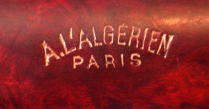 GBD NEW ERA A.L'ALGERIEN PARIS